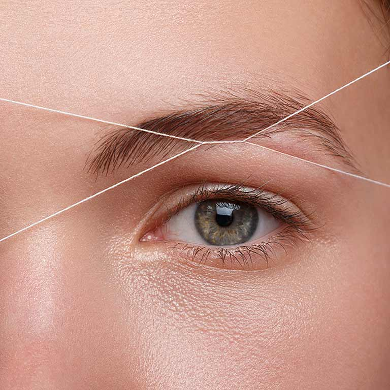 Touch Health & Beauty - Threading