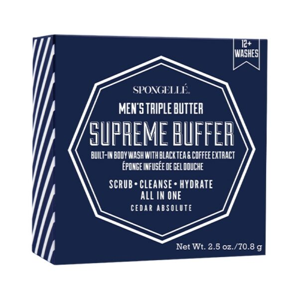 Spongellé Men's Supreme Buffer