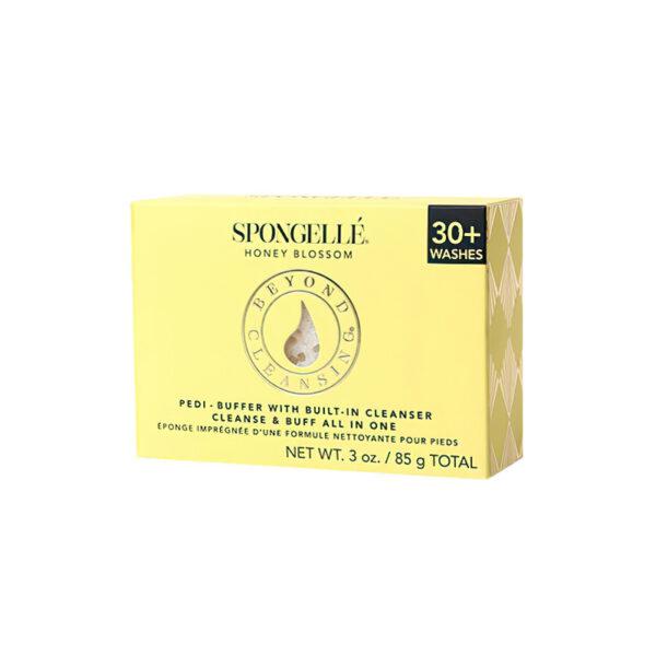 Spongellé Pedi-Buffer Honey Blossom