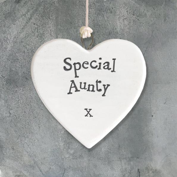 Aunty Ceramic Heart