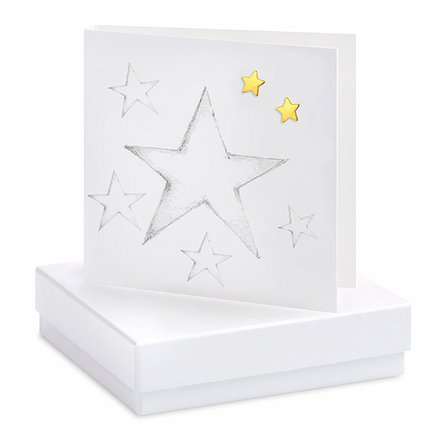 Silver Star Card
