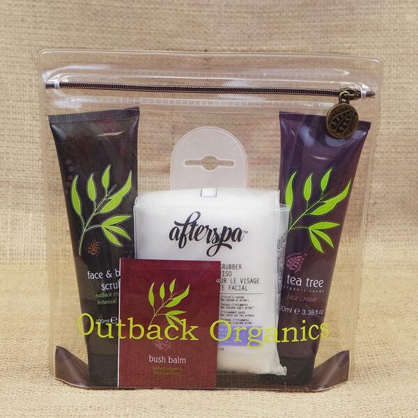 Outback Organics Face Gift Set