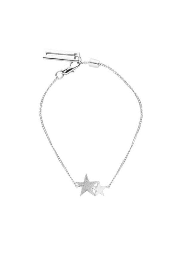 Silver Star Bracelet